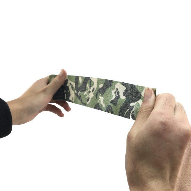 5cmx4.5m Army Camo Camouflage