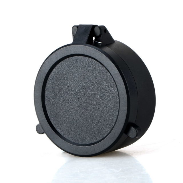 45-64mm Rifle Scope Mount Open Lens Cover Cap