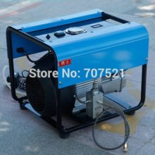 Double Cylinders Auto-Stop 30MPA PCP Pump Compressor