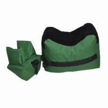 Portable Gun Rest Bag Set Front & Rear