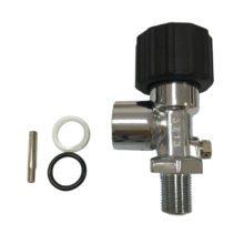 M18*1.5 Tank regulator 5/8 Stainless Steel Fill Nipple For PCP