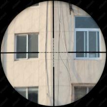 DIANA 4-16X42 AO Mil Dot Reticle