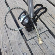 PCP Hand Pump 300 Bar