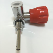 SCUBA Red Valve Thread M18*1.5 for PCP rifle
