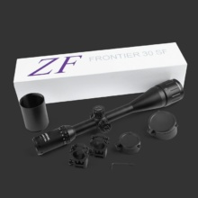 ZEISS CONQUEST 6-24X50 Optics Rifle Scope Etched Glass Tactical Riflescope