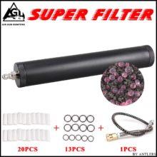 High pressure Pcp air filter Oil-water Separator