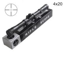 4×20  Riflescopes Tasco