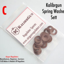 Kalibrgun 'Cricket' Spares & Service Reg Parts Made In UK.