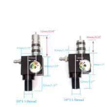 Airforce 4500PSI High Pressure Z Valve Pressure Regulator HPA
